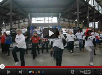 GoSocialDetroit.com Launches with a Celebration of Detroit Teams – Video News Release