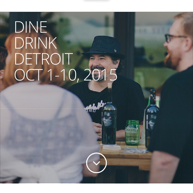 Dine Drink Detroit 'Name That Dish' Contest Guidelines